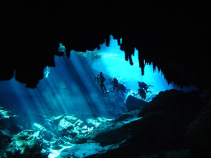 Cave Diving Riviera Maya The Mayan Riviera Cave Diving