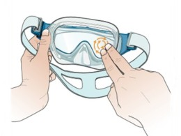 DIVING EQUIPMENT: HOW TO DEFOG YOUR SCUBA DIVING MASK